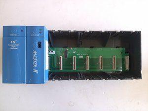 Đế 6 Slots PLC Master-K200S GM6-B06M